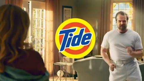 Tide创意广告《It's a Tide Ad》