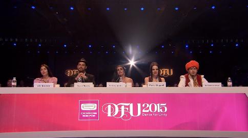 DFU2015(全球舞蹈大赛预告片)