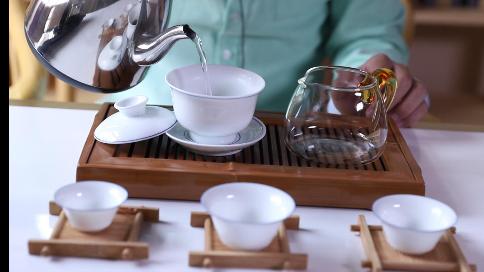 #喝茶小白养成记#第3期:茶山初印象