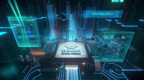 中国移动5G云启智能未来