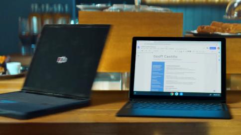 Chromebook 广告 | Switch to Chromebook