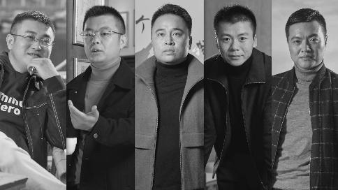 劲霸男装2019年度广告大片