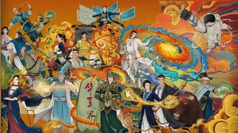 中国银联热血动画《付出者联盟》