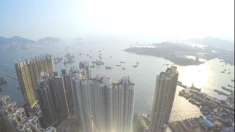 恒隆浪澄湾航拍宣传短片