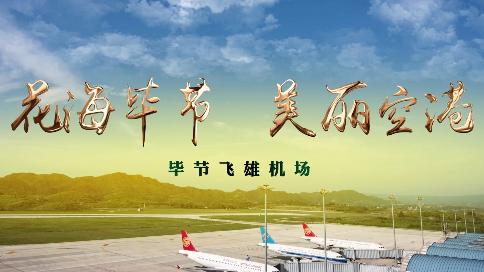 毕节飞雄机场《花海毕节 美丽空港》宣传片