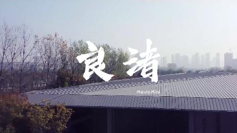 300秒愛上杭州-杭州良渚文化村Mavic Mini 航拍