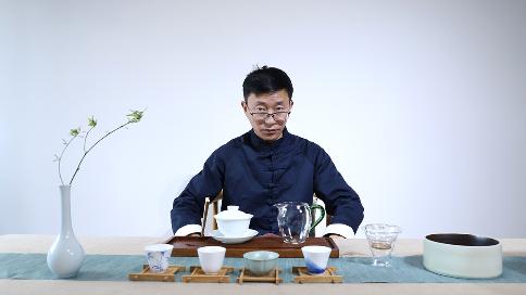 云南临沧勐麻河国有林古树普洱茶茶开汤品鉴