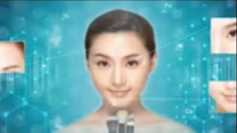 美容產品發布會視頻