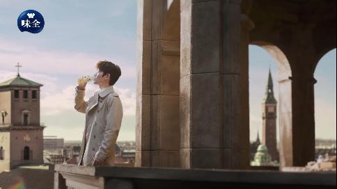 味全 x 朱一龙 :丹麦芝士旅行优格酸奶 产品视频tvc广告