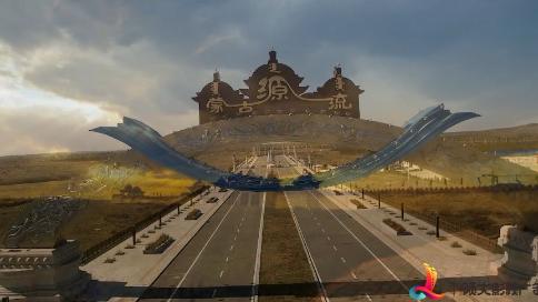《蒙古源流》人物专访片