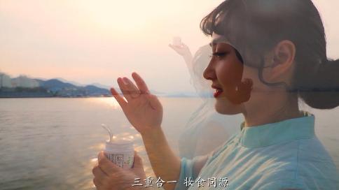 醉美千岛湖,最忆是山茶!