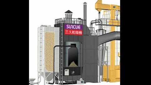 安徽农业机械制造备宣传片-粮食稻谷烘干机,色选机视频宣传片峰领影视