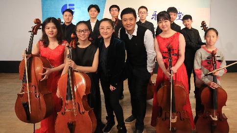 杨锰和他的学生们 国家大剧院讲座演出 混剪Vlog