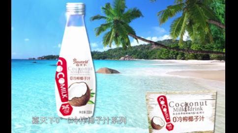 嘉天下豆奶企业宣传片