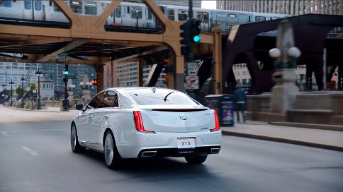 Cadillac XTS-FBI 合集
