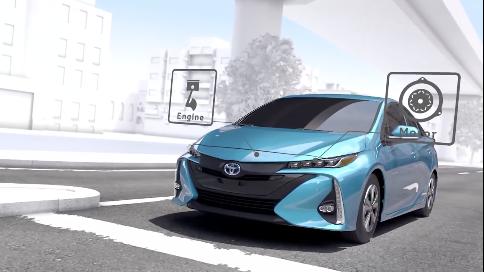 汽车及汽车零件三维动画(1)