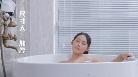 黑魔方干巾广告片/产品广告片