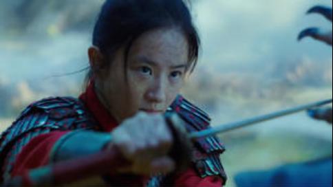 《花木兰》北美正式预告片
