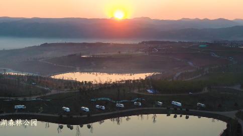 弥勒市 太平湖公园推介片