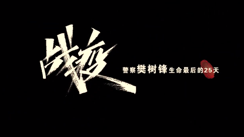 《战疫-警察樊树锋生命最后的25天》