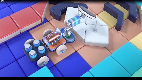 C4D三维动画