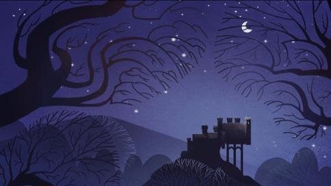 《暗黑森林-皇家公主的一天》丹麦动画短足球竞彩网站