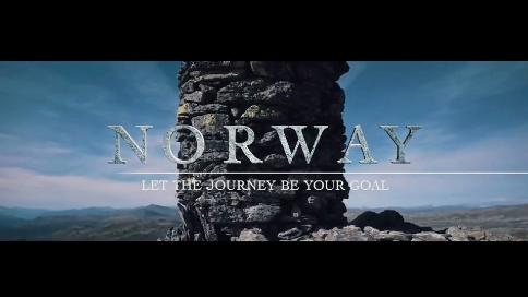 《挪威之旅》酷炫剪辑精致风光短片