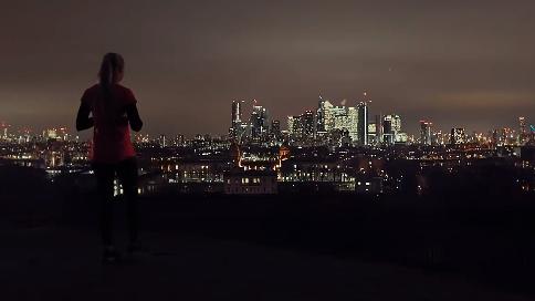 2020年倫敦馬拉松宣傳片