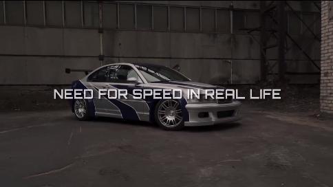 《極品飛車9:最高通緝》現實還原版
