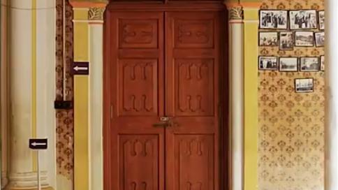 """""""印度之門""""防疫圖片快閃廣告"""