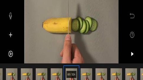 水果橡皮泥定格動畫