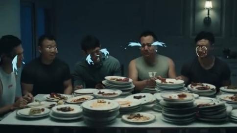 京東家電沙雕廣告《不適人類研究所》