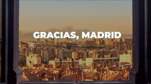 《暂停是为了平安地回来》西班牙马德里抗疫宣传视频