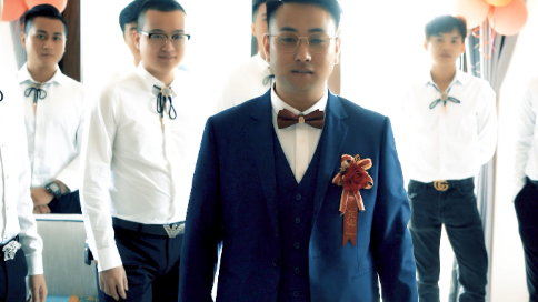 婚禮跟拍(單機位)