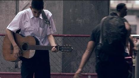 《街头音乐会》泰国人寿保险广告