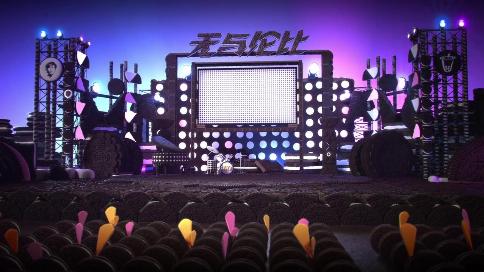 《无与伦比演唱会》奥利奥x周杰伦 像素大片