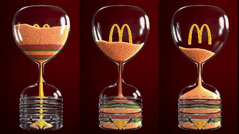 麥當勞在沙特阿拉伯齋月廣告