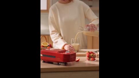 亿德浦三明治机早餐机