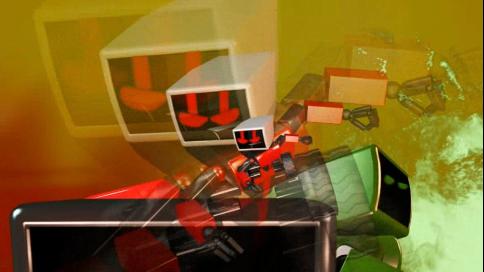 復仇者聯盟(小機器人翻拍版)