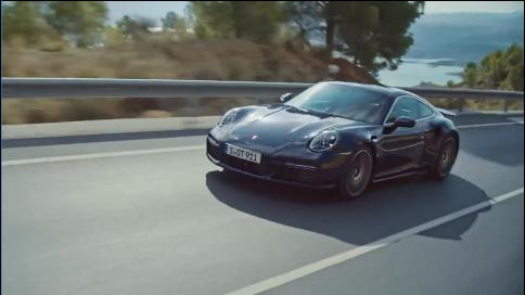 保时捷新911Turbo宣传片