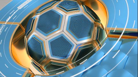 足球頻道動畫