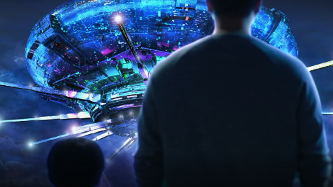 """TCL""""科幻电影"""":开启跳跃时空的任意门"""