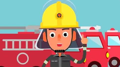 消防安全知识系列动画 - 商场篇