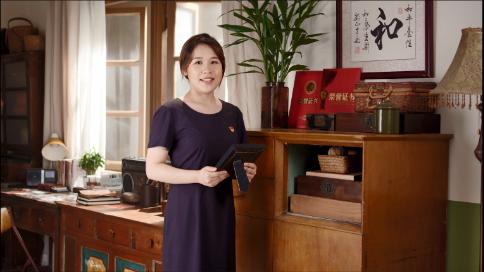 「廣州市煙草局」黨政宣傳片《芳華似火映初心》