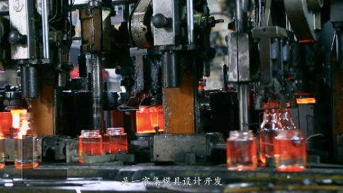 玻璃制品生產廠房宣傳短片制作