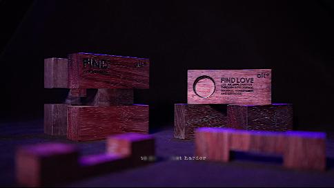 FINDLOVE鲁班锁盒子视频