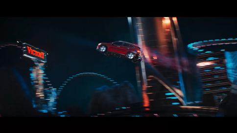 头号领地-奔驰新生代车型体验平台TVC