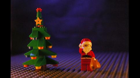 圣诞纪念日定格动画样片