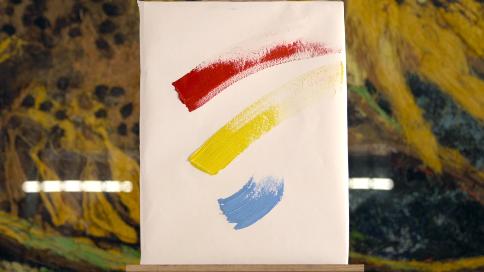 红黄蓝艺术培训机构