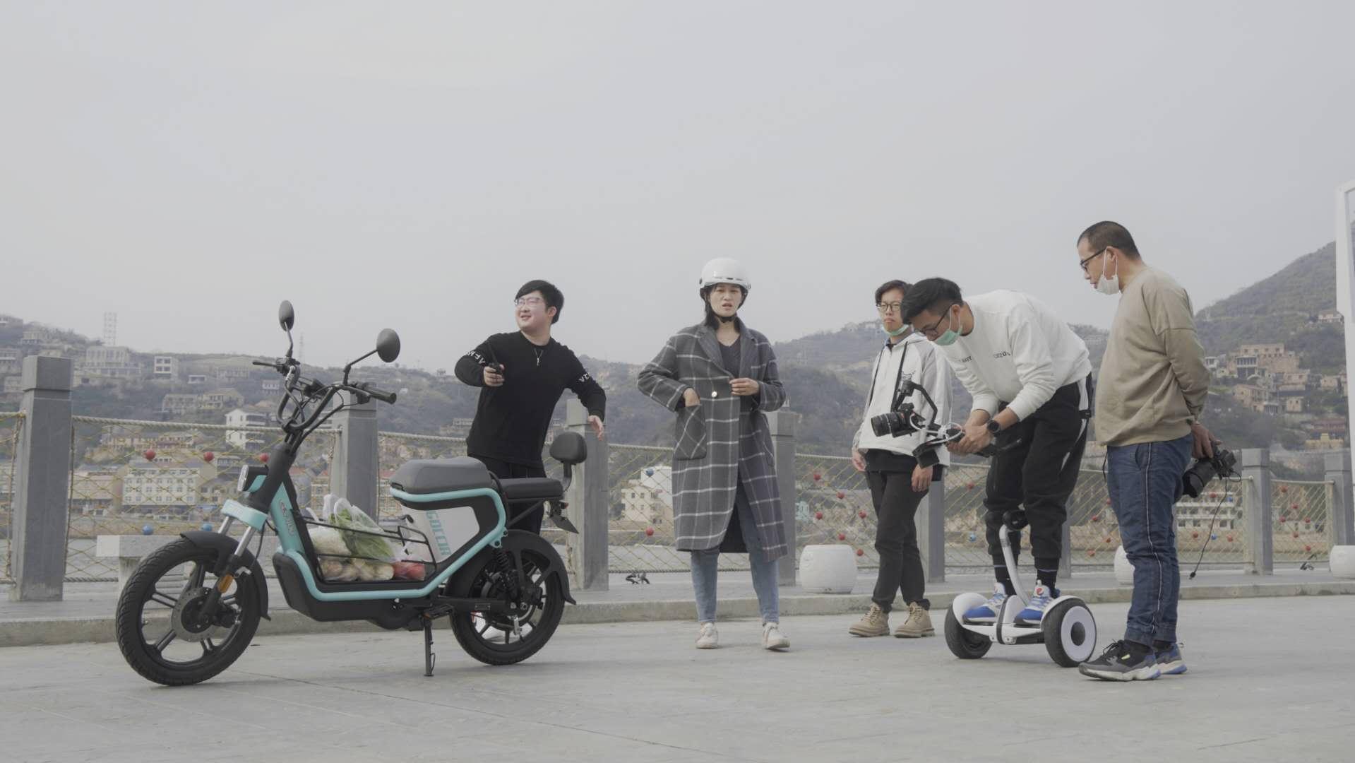钱江摩托-凯驰品牌宣传片